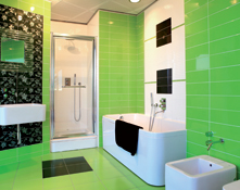 salle de bain equipee nos salles de bains. Black Bedroom Furniture Sets. Home Design Ideas