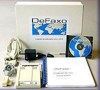 Logiciel serveur de télécopie / fax - defaxo v 3.0.xx