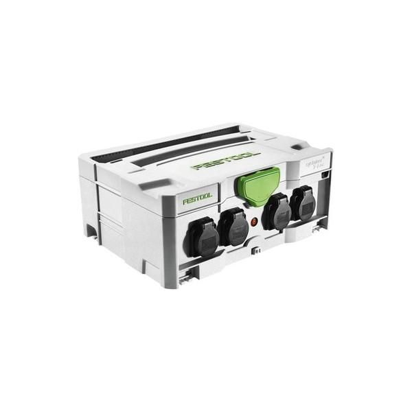 SYSTAINER FESTOOL SYS-POWERHUB - 2500W 5 PRISES DE COURANT - 201682