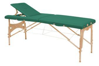 Table pliante bois avec tendeur standard c-3209m65