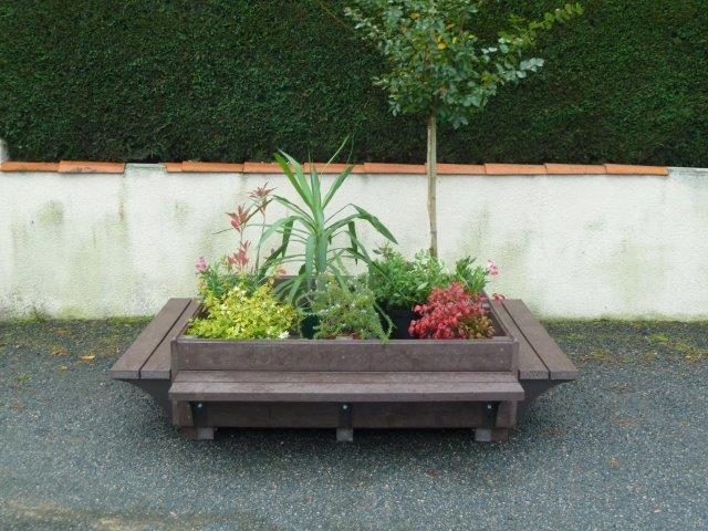 Bacs a fleurs et jardinieres tous les fournisseurs for Les echanges exterieur cours bac