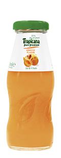 Jus et nectars d'abricots