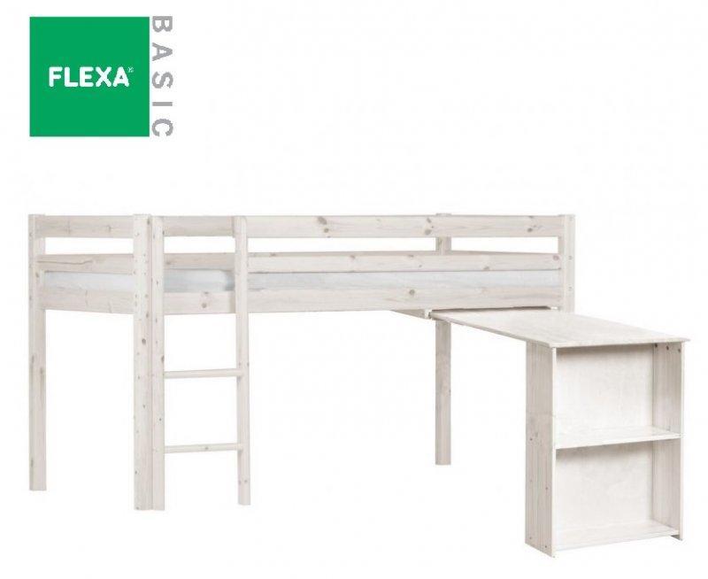 Bureau pour mezzanine flexa solutions pour aménager le dessous d