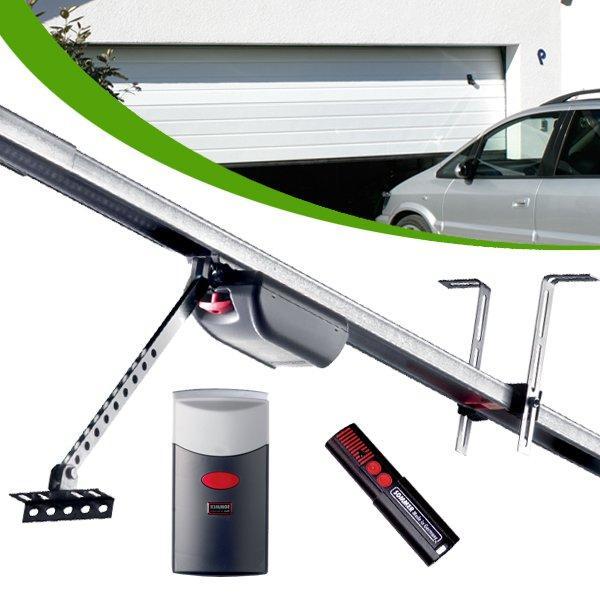 Motorisation porte de garage sectionnelle 11 75m sommer - Motorisation porte de garage sectionnelle came ...