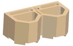 betoflor hauteur maximum 2 40 m. Black Bedroom Furniture Sets. Home Design Ideas