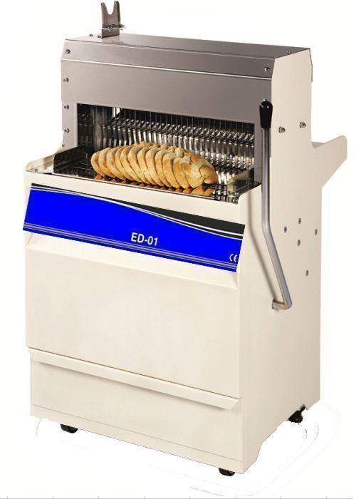 Machine à trancher le pain machine à trancher le pain  sur roulettes (ed01)