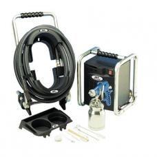 EARLEX - PISTOLET PEINTURE HVLP PRO 150 DIN/SEC - HV7000FDP
