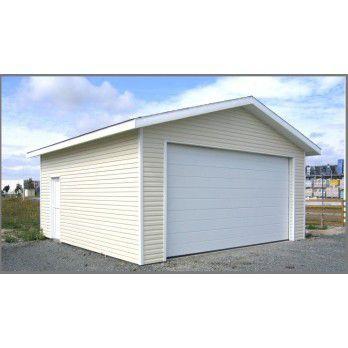 garage en bois comparez les prix pour professionnels sur page 1. Black Bedroom Furniture Sets. Home Design Ideas