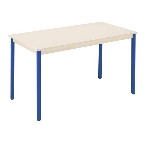 table de bureau co pi tement couleur 140 x 70 cm