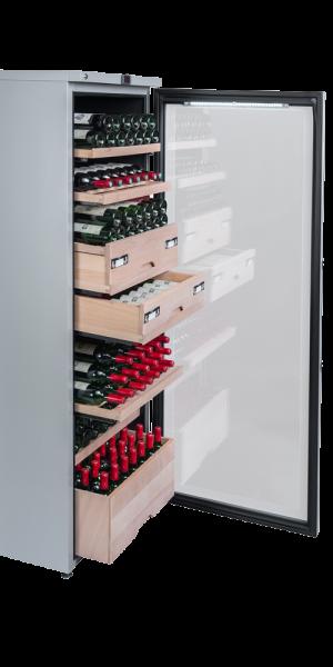 Vip315v cave a vin multitemperature for Cave a vin mixte