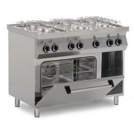 Fourneaux comparez les prix pour professionnels sur for Fourneau professionnel cuisine