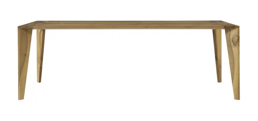 table a manger trapeze ligne roset design evangelos. Black Bedroom Furniture Sets. Home Design Ideas