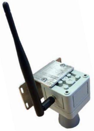 Acw/sf8-lvl - détecteur pir infrarouge, 1 batterie, antenne interne - sygfox
