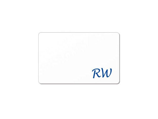 Cartes et badges réinscriptibles