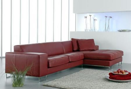 canape cuir design scala longchair panoramique medium. Black Bedroom Furniture Sets. Home Design Ideas