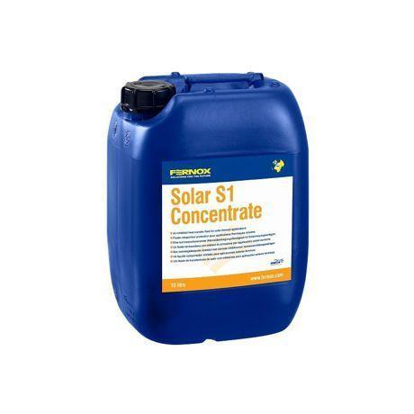 Liquide caloporteur pour capteur solaire fernox protector solar s1 comparer l - Liquide caloporteur panneau solaire ...