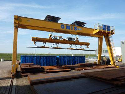 Portiques grandes capacites tous les fournisseurs for Portique exterieur