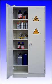 Armoire de stockage de laboratoire