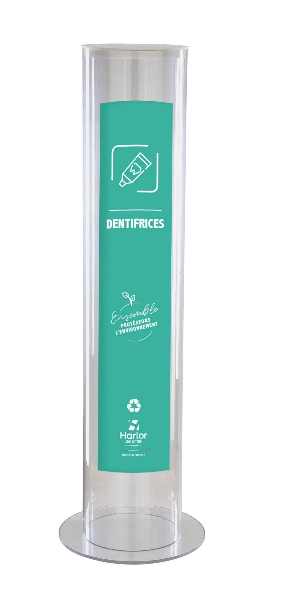 Collecteur dentifrices