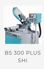 Scie semi-automatique hydraulique - bs 300 plus shi