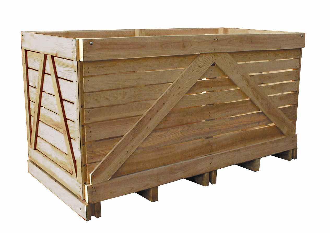caisses palettes en bois tous les fournisseurs palox. Black Bedroom Furniture Sets. Home Design Ideas