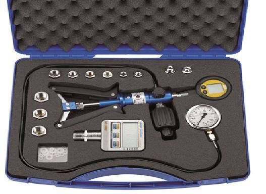 Calibrateur générateur de pression - p60
