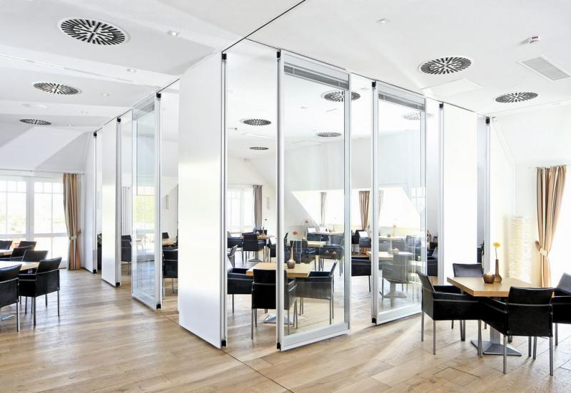 cloison mobile vitree. Black Bedroom Furniture Sets. Home Design Ideas