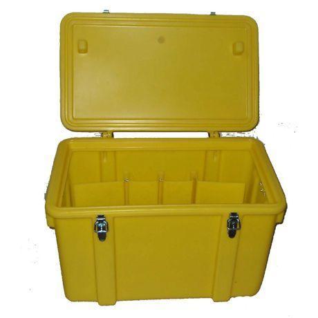 coffre de chantier plastique 120 litres 680 x 400 x 480 obtp comparer les prix de coffre de. Black Bedroom Furniture Sets. Home Design Ideas