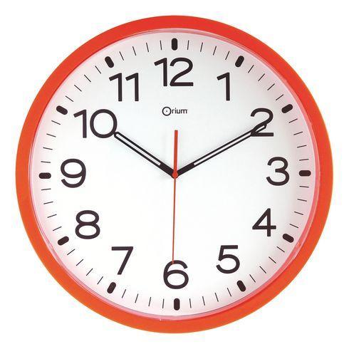 Horloge murale couleur d40 cm a quartz comparer les prix de horloge murale couleur d40 cm for Horloge murale 40 cm