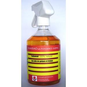 INSECTICIDE PHARAO WK PUISSANCE GUEPES FRELONS