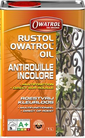 Rustol-owatrol - antirouille multifonction