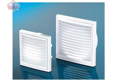 Trappe ventilation system