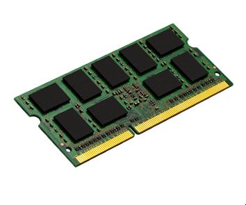 BARRETTE MÉMOIRE 2 GO MODULE NON-ECC - DDR3 (SODIMM) 1600 MHZ