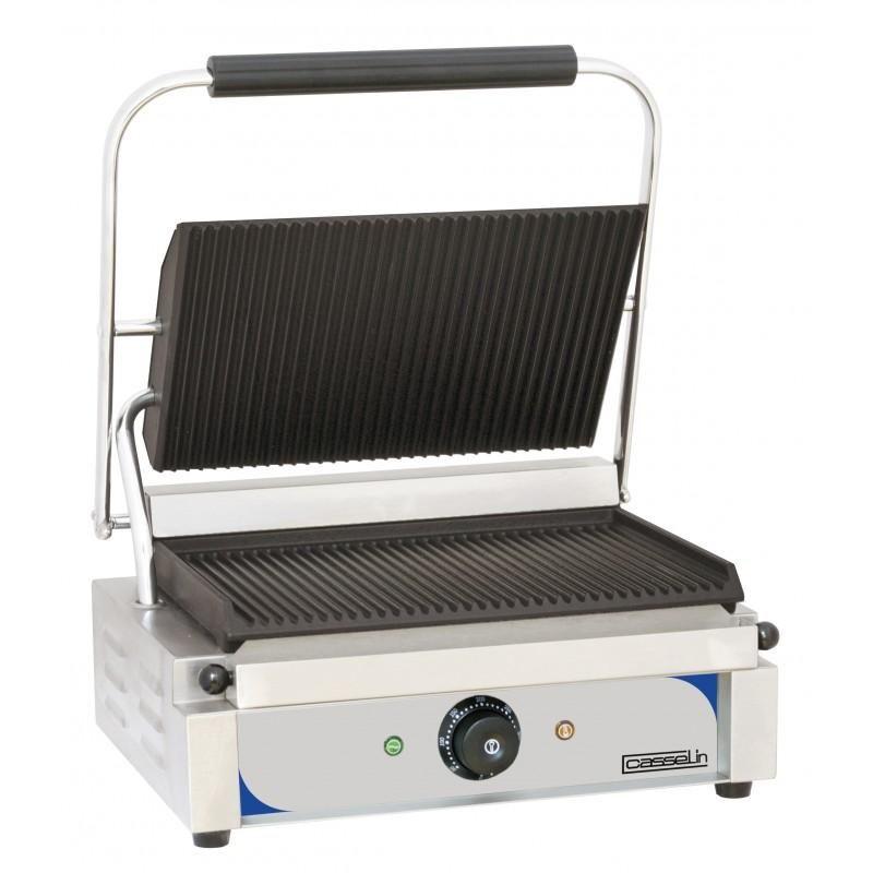 grill panini plaques rainuree rainuree professionnel. Black Bedroom Furniture Sets. Home Design Ideas