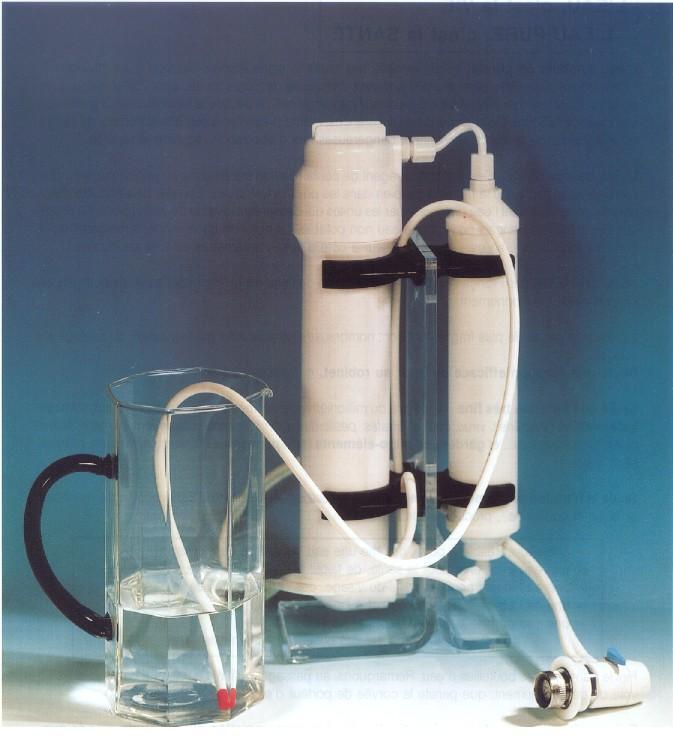Osmoseur d'eau sur evier  - purifileau