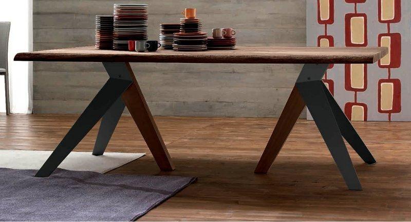 trio table repas en ch ne teint chocolat pi tement en bois comparer les prix de trio table. Black Bedroom Furniture Sets. Home Design Ideas