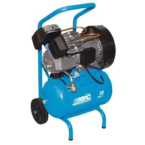 COMPRESSEUR D'AIR À PISTON - 20 LITRES 3 CV - V30/20 PCM3 ABAC