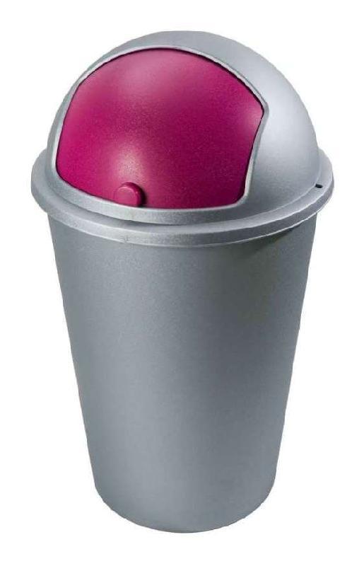 poubelle grise achat vente poubelle grise au meilleur prix hellopro. Black Bedroom Furniture Sets. Home Design Ideas
