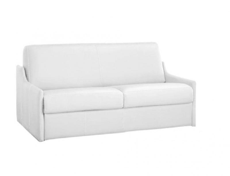 canap fixe luna 3 4 places cuir blanc comparer les prix de canap fixe luna 3 4 places cuir. Black Bedroom Furniture Sets. Home Design Ideas