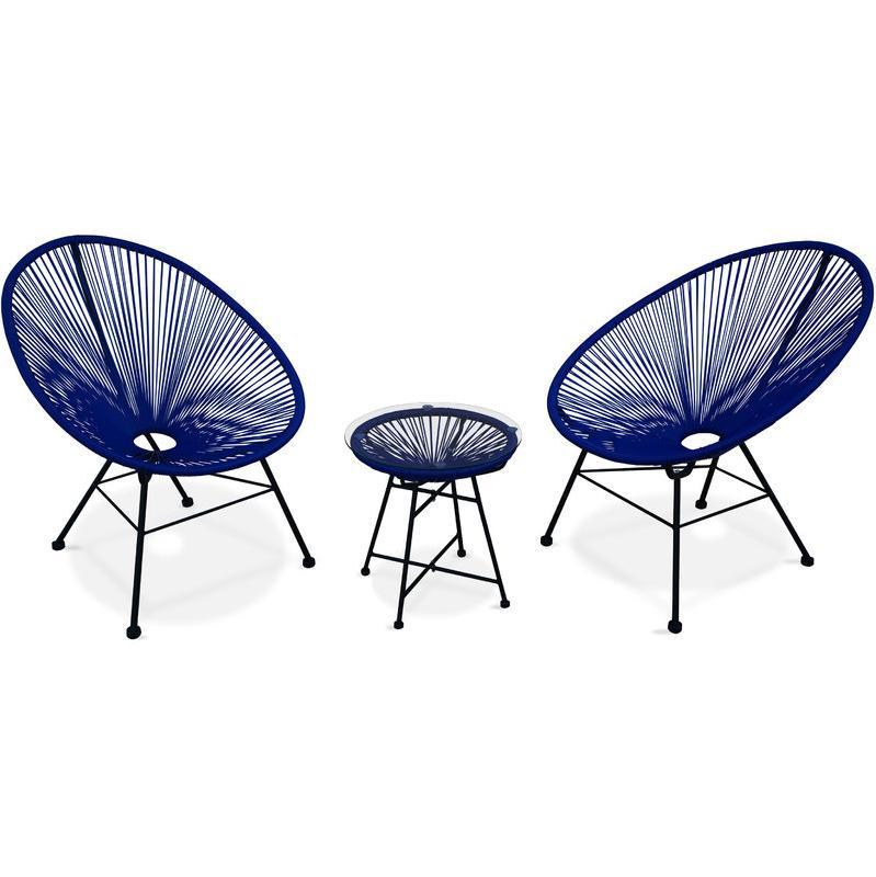 Chaise et fauteuil d 39 ext rieur alice 39 s garden achat - Fauteuil oeuf exterieur ...
