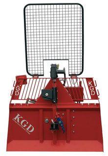 Kgd 550 eh/sa - treuil forestier - königswieser - poids sans câble 419 kg