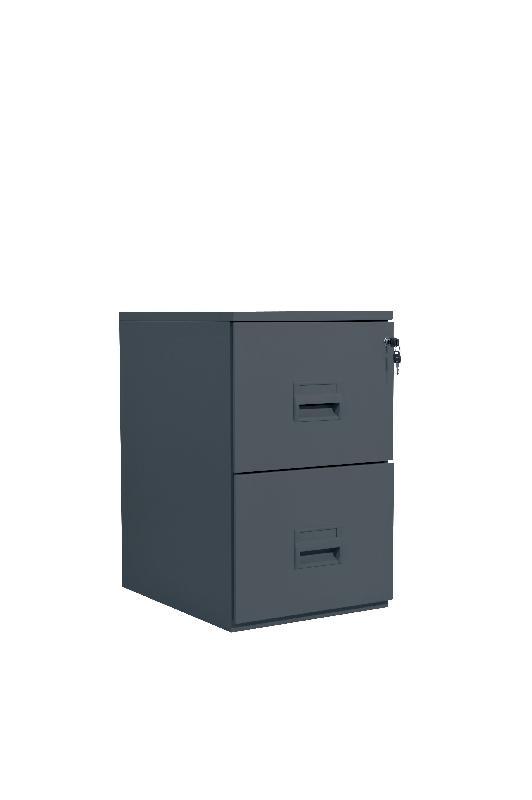 Classeur pour dossiers suspendus p54 cm 2 tiroirs - Classeur 2 tiroirs pour dossiers suspendus ...