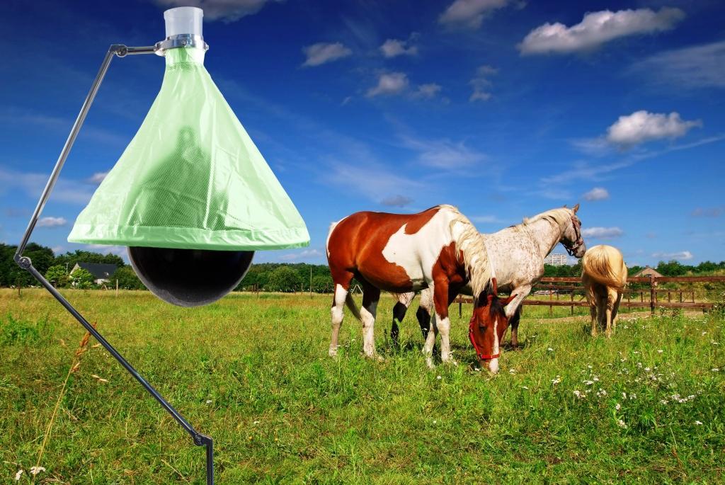 Piege a moustique solaire h trap - Piege a moustique ...