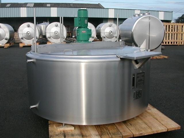Machines pour production de fromages