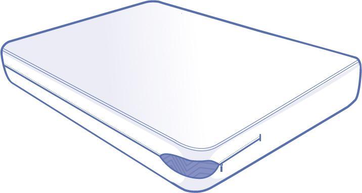 renove matelas jetable d perlant pour lit 2 places 160x200cm unit s comparer les prix de. Black Bedroom Furniture Sets. Home Design Ideas