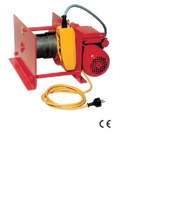 Remarquable Treuils électriques - tous les fournisseurs - treuil de levage TA-15