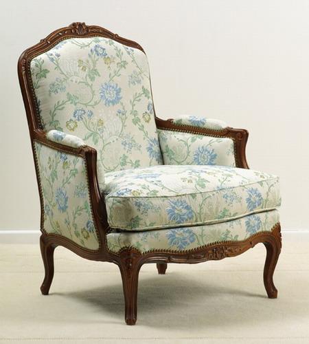 fauteuil bergere regence. Black Bedroom Furniture Sets. Home Design Ideas