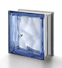 Briques de verre gamme pegasus blu q19 o met - Brique de verre pegasus ...