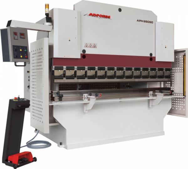 Baykal Press Brakes & Shears - Saw Service
