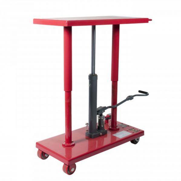 Table l vatrice manuelle tous les fournisseurs de table for Table elevatrice